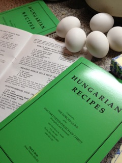 Magyar United Church of Christ Cook Book